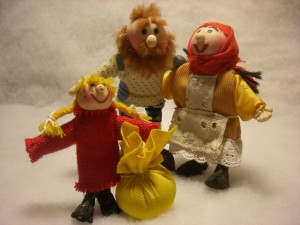 Куклы - обереги.