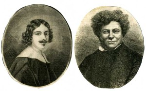 Д`Артаньян и Дюма