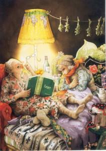 Почитаем перед сном.
