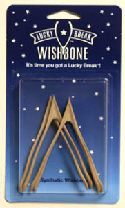 Lucky Break. Wishbone.
