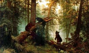 медведь тотем