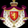 Королевская мантия Норвегии.