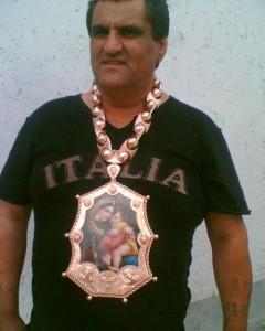 цыган и золото