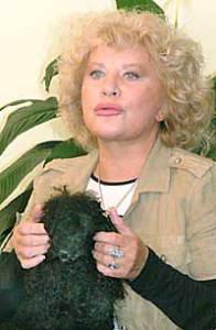 Елена Образцова.