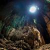 пещера ласточек Мексика